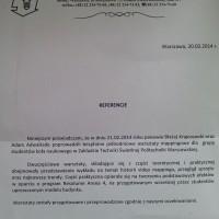 prof. dr hab. inż. Wojciech Żagań - Szef Zakładu Techniki Świetlnej na Politechnice Warszawskie